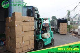 Công ty vận chuyển hàng hóa đường bộ